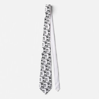 nowzad dogs logo puppy one colour, nowzad dogs ... tie