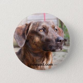 Nowzad Rescue Dog Brin Badge
