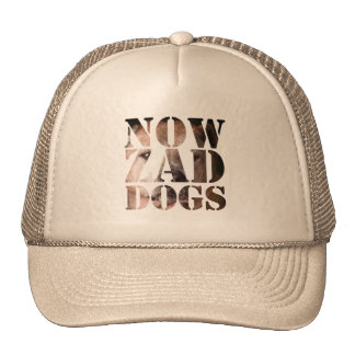 Nowzad the Dog Cap
