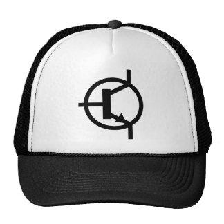 NPNTransistor Mesh Hat