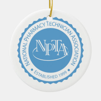 NPTA Seal Ornament