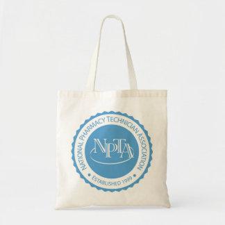 NPTA Seal Tote Bag