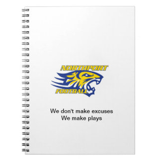 NPYFC We don't make excuses Notebook
