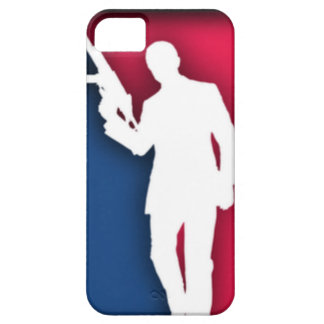 """""""NRA"""" Official League Logo Case For The iPhone 5"""