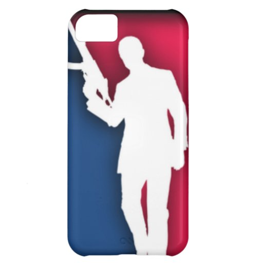 """""""NRA"""" Official League Logo Cover For iPhone 5C"""