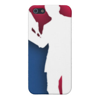 """NRA"" Official League Logo Cover For iPhone 5/5S"