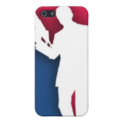 """""""NRA"""" Official League Logo Cases For iPhone 5"""