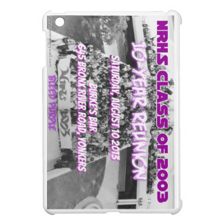 NRHS Class of 2003 10-Year Reunion Apparel Case For The iPad Mini