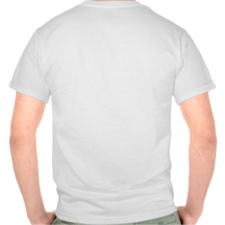 NSFW Big Back sml front White tee