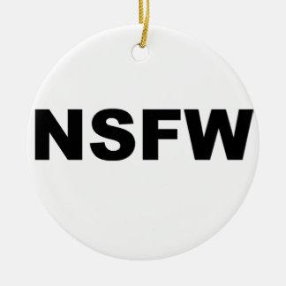 NSFW CHRISTMAS ORNAMENT