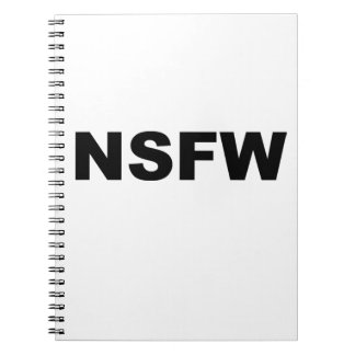 NSFW NOTEBOOKS