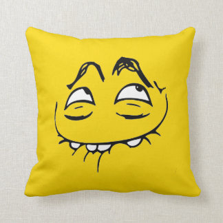 NSFW (Now Safe for Work) Throw Pillow
