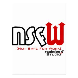 NSFW SVG POSTCARD