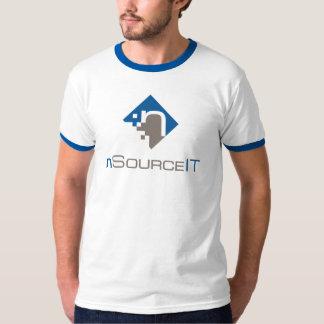 nSourceIT Logo T - Front T-Shirt