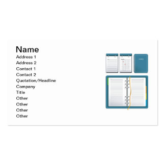 nte 6 (1), Name, Address 1, Address 2, Contact ... Business Card Templates