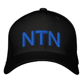 NTN (Cap) b Embroidered Hat