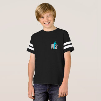 NTS Youth Football Style Shirt