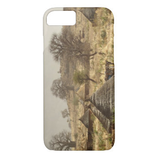 Nuba Mountains, Nugera village iPhone 8/7 Case