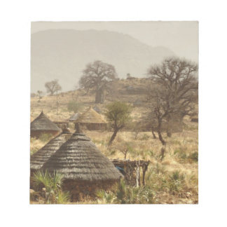 Nuba Mountains, Nugera village Notepad
