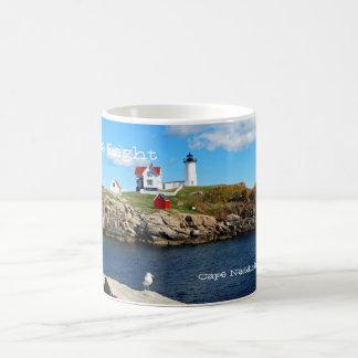 Nubble Light, Cape Neddick, Maine Coffee Mug