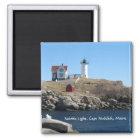 Nubble Light Cape Neddick Maine Magnet