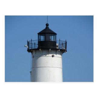 Nubble Light House in Maine Postcard