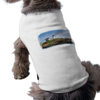 Nubble Light Main Dog Shirt
