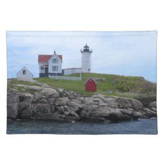 Nubble Lighthouse - Maine Placemat