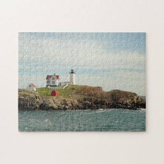 Nubble Lighthouse puzzle