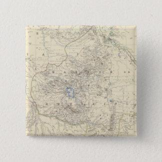 Nubia, Abyssinia 15 Cm Square Badge