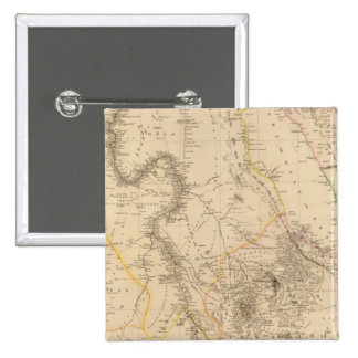 Nubia, Abyssinia 2 15 Cm Square Badge