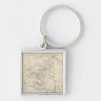 Nubia, Abyssinia Key Ring
