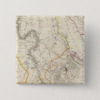 Nubia and Abyssinia 15 Cm Square Badge