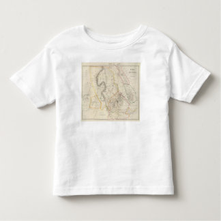 Nubia and Abyssinia Toddler T-Shirt