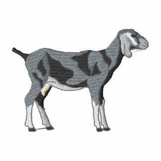Nubian Goat Embroidered Jacket