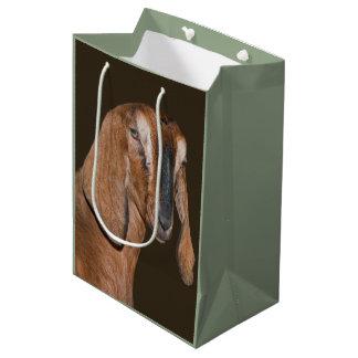 Nubian Goat Gift Bag