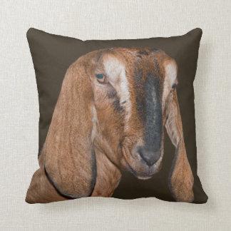 Nubian Goat Pillow
