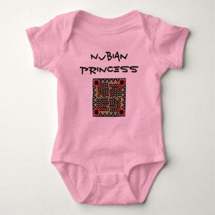 Nubian Princess Baby Baby Bodysuit