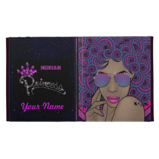 Nubian Princess iPad Case