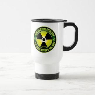 Nuc Med Tech Travel Mug