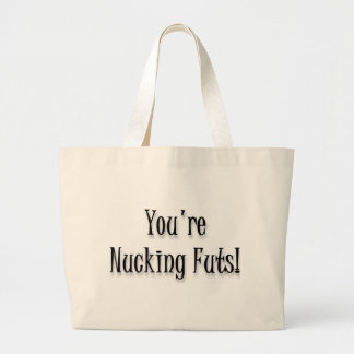 Nucking Futs! Tote Bags