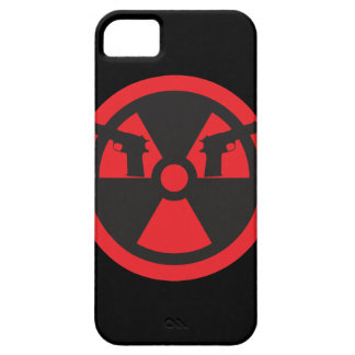 Nuclear B-Widow iPhone 5 Covers