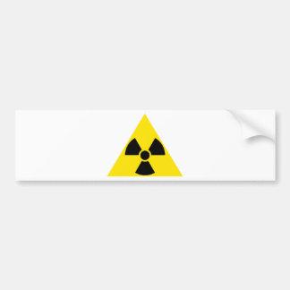 Nuclear Bumper Sticker