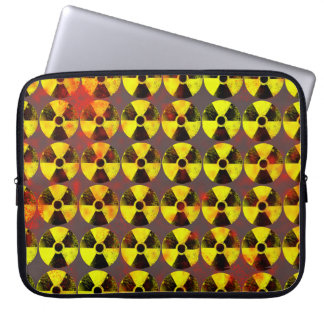 nuclear caution computer sleeves