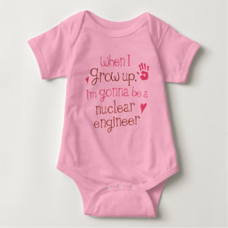 Nuclear Engineer (Future) Infant Baby T-Shirt