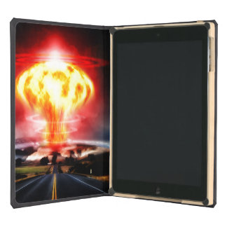 Nuclear Explosion iPad Air Covers