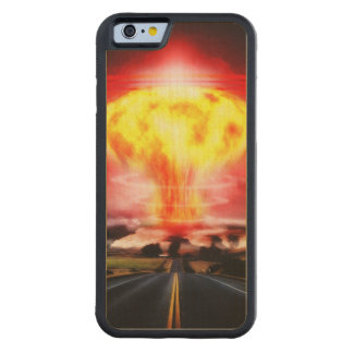 Nuclear Explosion Maple iPhone 6 Bumper