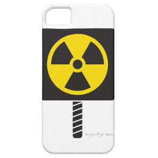 Nuclear Hammer Barely There iPhone 5 Case
