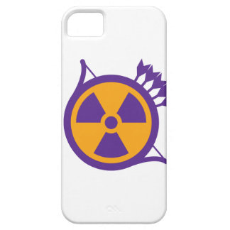 Nuclear Hawk iPhone 5 Covers