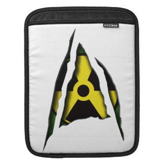 Nuclear Hazard iPad Sleeves